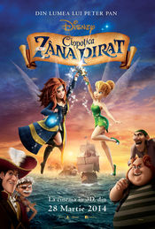 The Pirate Fairy - Clopotica si Zana Pirat 2014 Film Online Subtitrat