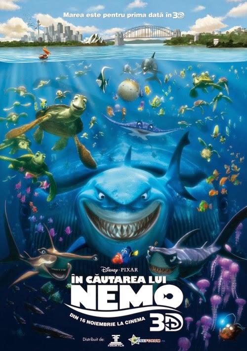 În căutarea lui Nemo (2003) Dublat In Romana