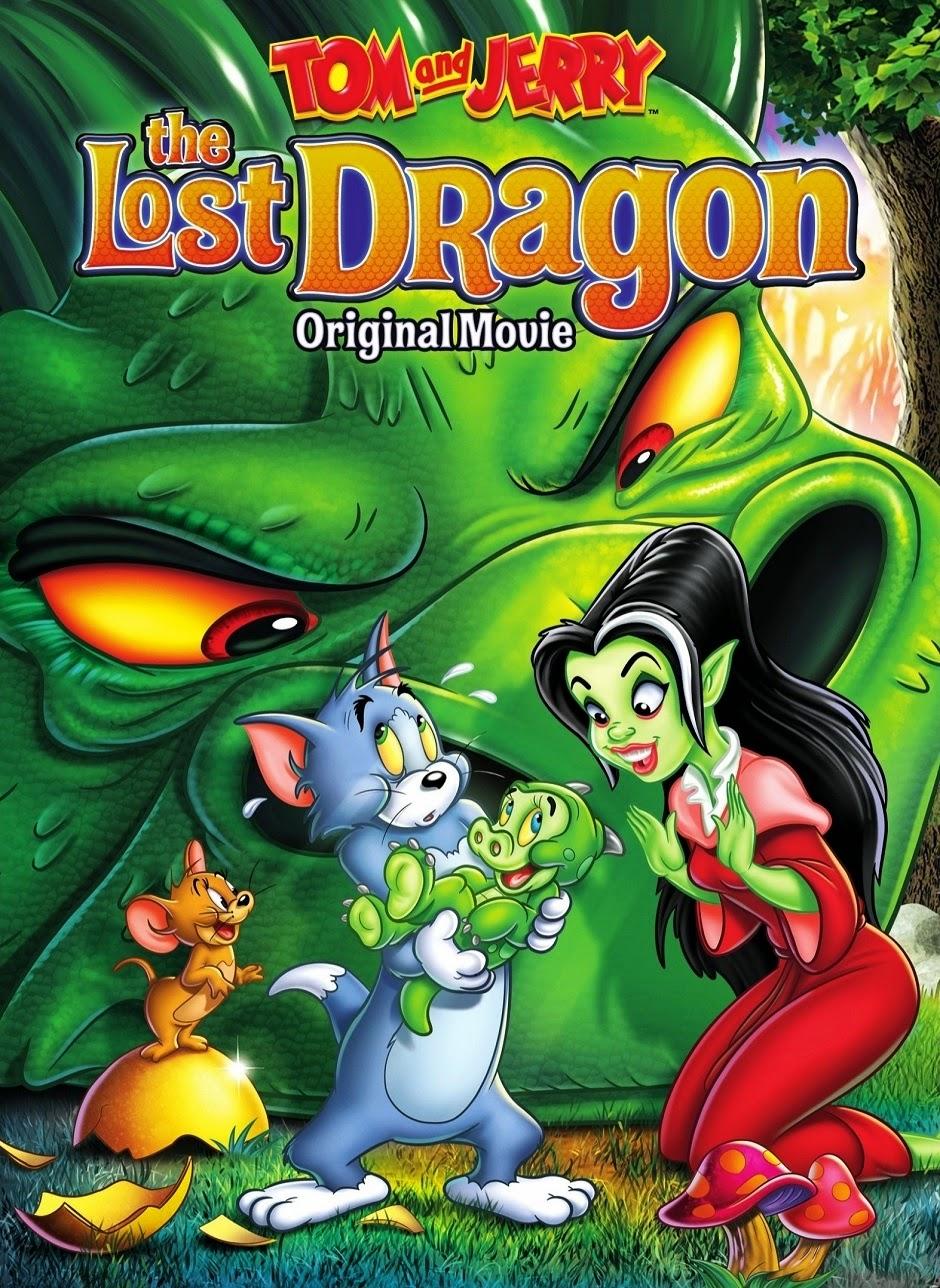 Tom si Jerry - Dragonul pierdut (in romana)