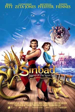 Sinbad Legenda celor şapte mări