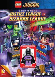 Lego DC Comics Super Heroes: Justice League vs. Bizarro League (2015) Online Subtitrat Film Online Subtitrat