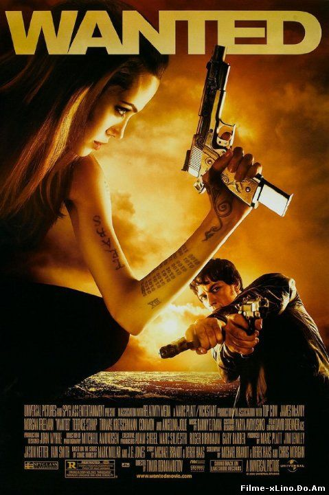 Wanted (2008) Online Subtitrat