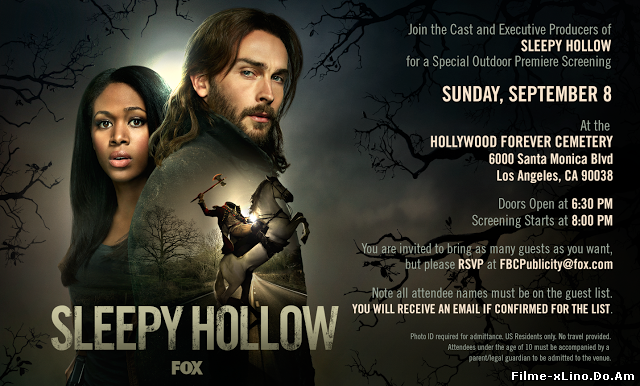 Sleepy Hollow Sezonul 3 Episodul 11 Online Subtitrat